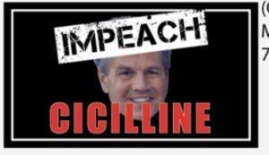 "Get your ""Impeach Cicilline"" magnet"