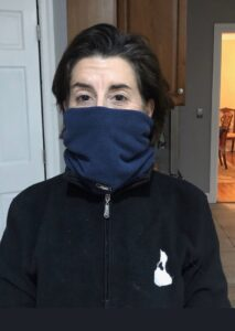Raimondo issues order on masks in Rhode Island