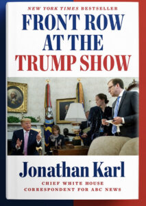 John DePetro interviews ABC news White House correspondent Jon Karl