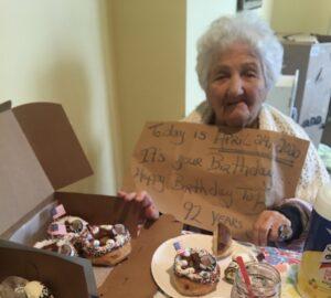 Trump Chocolate Donuts a hit in Rhode Island