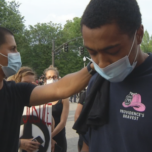 New Video: Providence Police Union slams Firefighter union