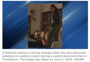 Read more about the article Graphic video: Allie's customers cheer on looters and riots
