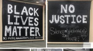 Black Lives Matter enters the classroom