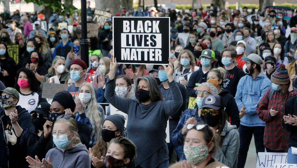 Video: Leader of BLM claims white activist are trying to hijack movement