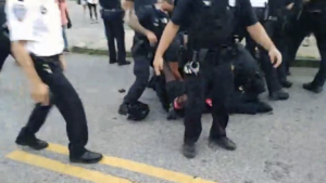 Video: Media protect thugs who invaded Federal Hill
