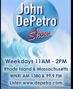 John DePetro live video stream