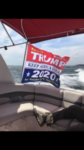 Video:  Rhode Island Trump boat parade