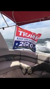 Video:  Rhode Island Trump boat parade