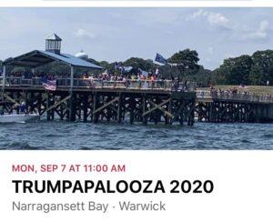 Video: R.I. Trumpapalooza coming Labor Day