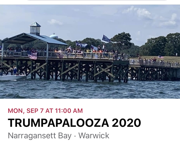 Video: R.I. Trumpapalooza coming Labor Day