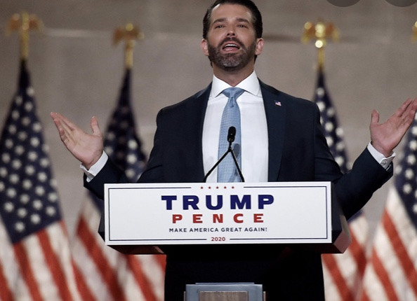 Audio: Donald Trump Junior on John DePetro Show