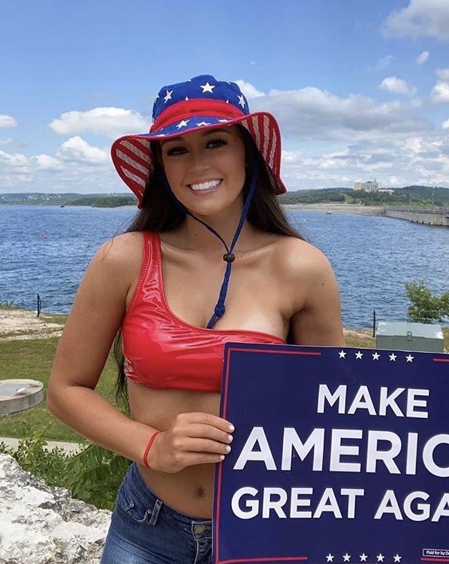 Trump vote In Rhode Island