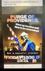 Paolino warns state officials on Purge of Providence