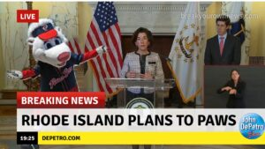 Rhode Island Paws coming