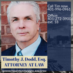 RI Attorney Tim Dodd