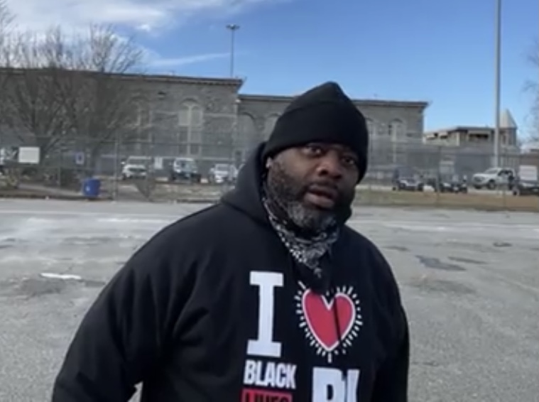 Video : Black Lives Matter demands ACI inmates released