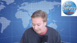 John DePetro show Video stream