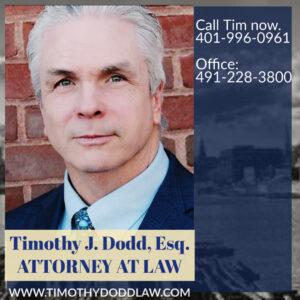 Attorney Timothy Dodd