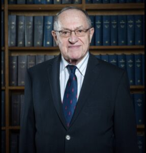 Read more about the article Audio: Alan Dershowitz discusses censorship