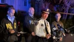 Video: 9 shot in Providence mass gang shooting