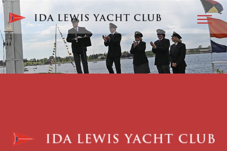 Read more about the article Sheldon a member of Ida Lewis Whites only yacht club