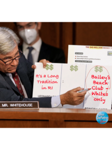 Read more about the article Senator Sheldon Whiteclub