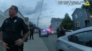 Read more about the article Another Providence cop suspended over Sayles street