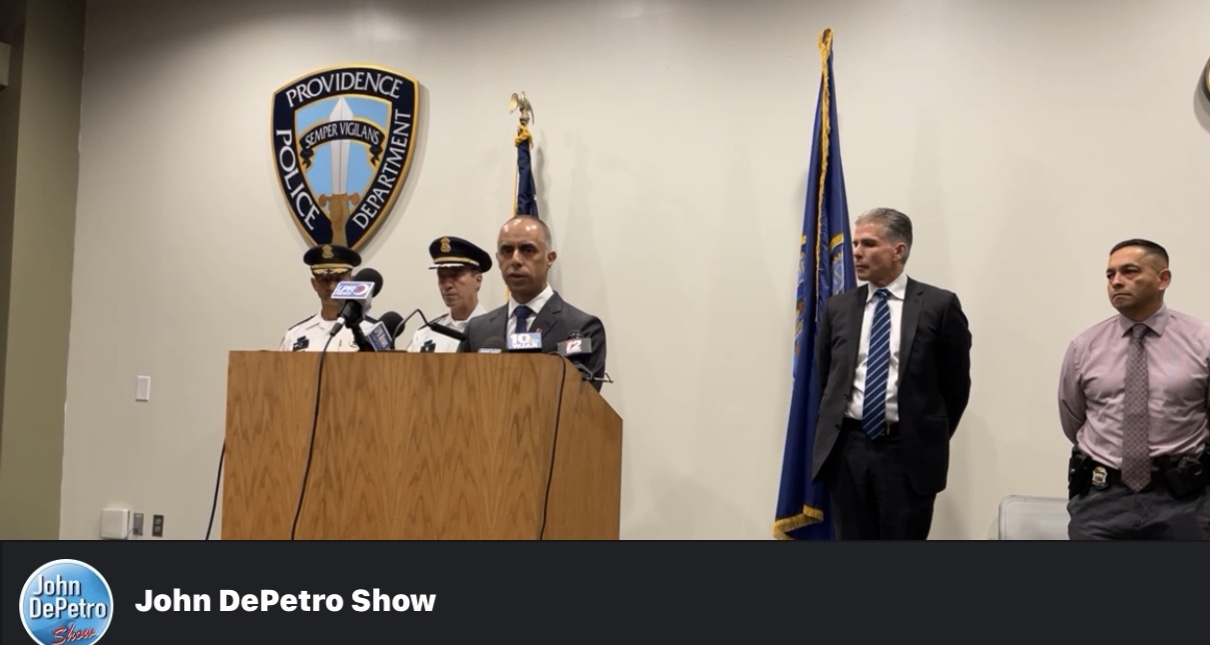 Read more about the article Video: Mayor Elorza and Providence police briefing on melee