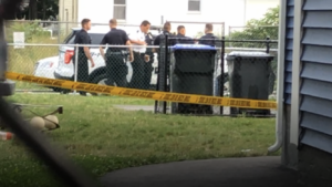 Read more about the article Live video: 20-yr old Hispanic male shot and killed in Providence