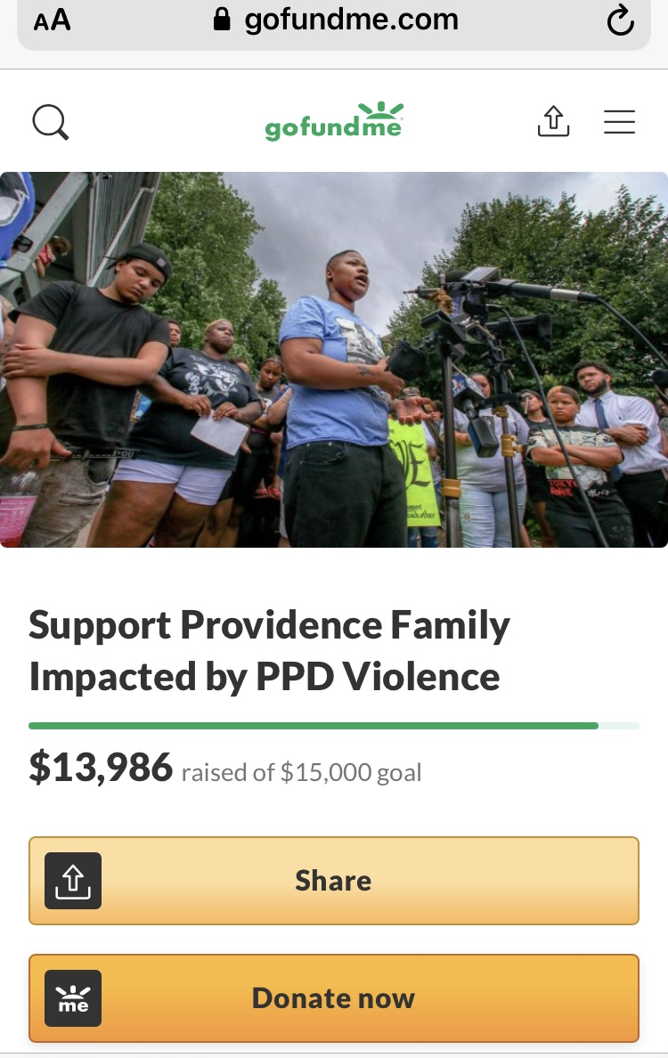 Read more about the article Sayles street family grabs $15K GoFundMe