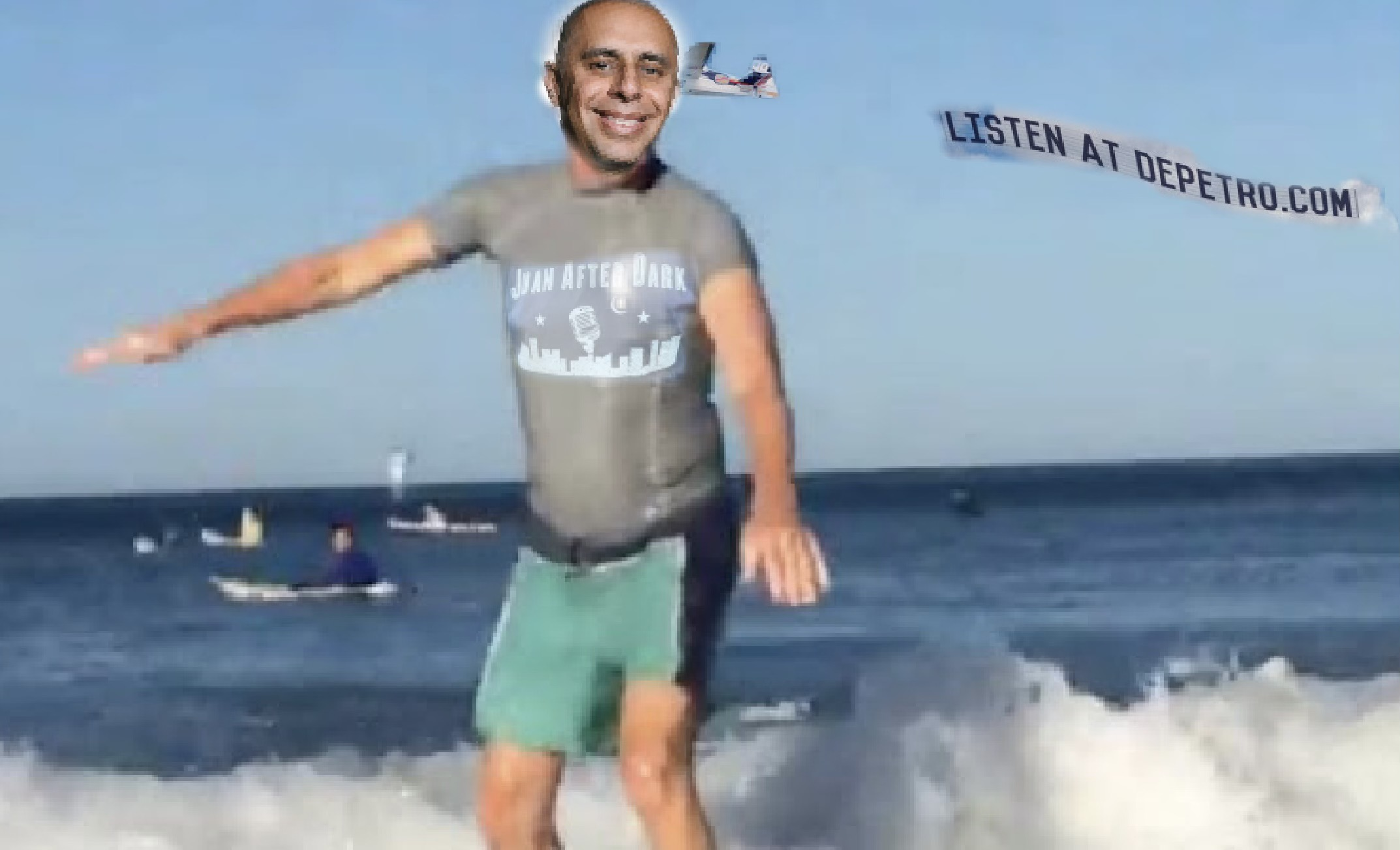Read more about the article Elorza on vacation in New Hampshire